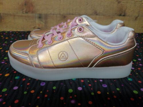 Airwalk 172942 Jazz Low Rose Gold Sneakers Junior Girls Shoe