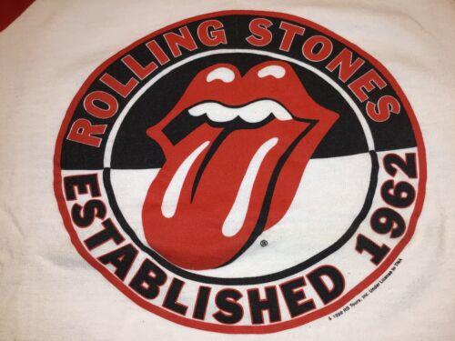 The Rolling Stones 1999 Vintage XL Tour T-Shirt