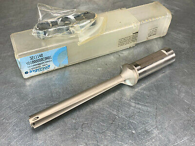 Ingersoll Yd1000080c0r01 Indexable Drill 10mm - 10.9mm Coolant Thru 3211140
