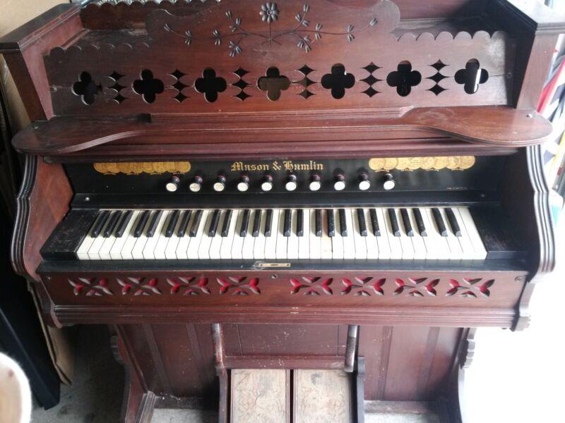 Mason Hamlin Pump Organ Style 2260