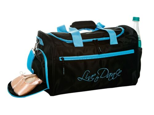 Horizon Dance 7042 Live to Dance Embroidered Dance Bag - Teens and Young Adults
