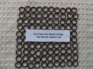 Harley Davidson Drain Plug O-Ring 11105 BULK pak - 100 pieces