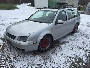 2003 Jetta tdi wagon part out