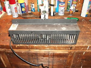 blower for Pacific Energy wood stove