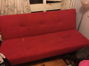 Click clack sofa bed Hebersham Blacktown Area Preview