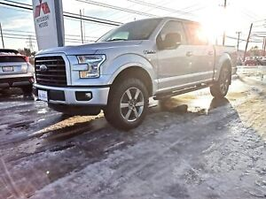 2015 Ford F-150 XLT Sport - look at the KILOMETERS!!!