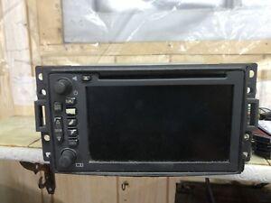 Touchscreen from a 07 Pontiac montana