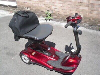 drive auto folding scooter