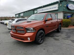 2017 RAM 1500 Sport Copperhead Edition!!