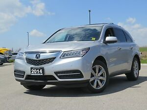 2014 Acura MDX Elite! All Wheel Drive!