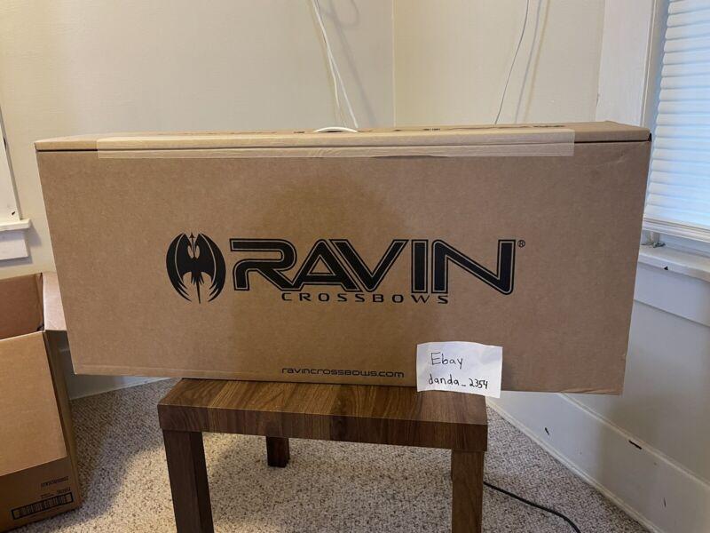 Brand New Ravin Crossbows R10 Predator Camo Crossbow Package