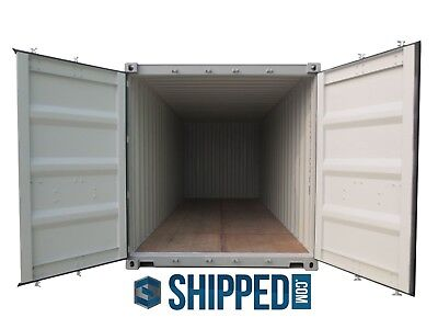 New 20 Homebusiness Storage -we Deliver- Shipping Containers In Columbus Ohio