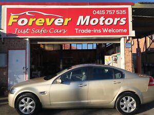 2007 HOLDEN BERLINA VE AUTOMATIC SEDAN Long Jetty Wyong Area Preview