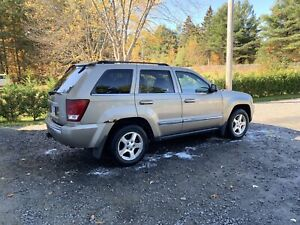 Grand cherokee limited V8 4.7