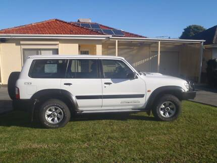 2002 Nissan Patrol Wagon Findon Charles Sturt Area Preview