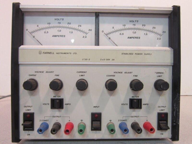 Stabilized Power Supply LT30-2