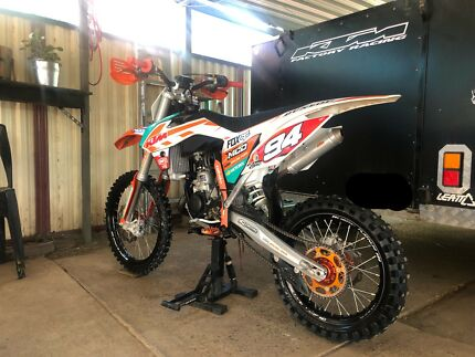 KTM 85 SX St Clair Penrith Area Preview
