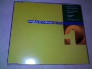 EVOLUTION-EVOLUTION-DANCE-PART-1-1993-DANCE-CD-SINGLE