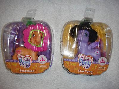 my little pony G3 OVP TARGET Halloween StarSong Abra Ca Dabra nur rechte right