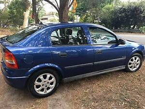 2002 Holden Astra Sedan Greenwich Lane Cove Area Preview