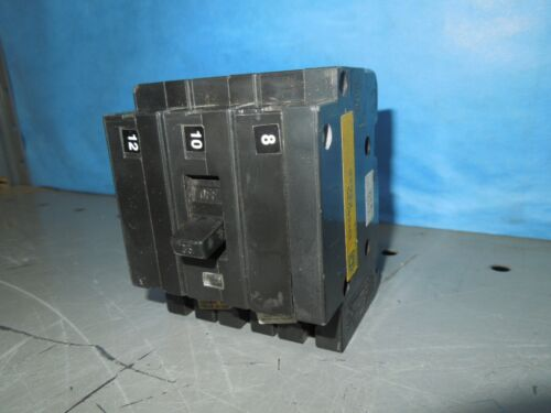 Square D Eh34035 35a 3p 480v 50/60hz Circuit Breaker  Used