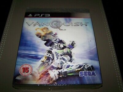 Vanquish (Hologram Sleeve) PS3  **New & Sealed** comprar usado  Enviando para Brazil