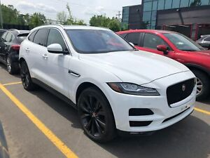 2018 Jaguar F-Pace 35t Portfolio