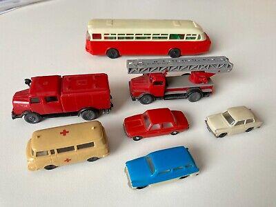 6 Modellautos und Bus Ikarus 66von ESPEWE online kaufen