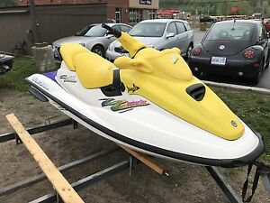 1998 Seadoo Gti three seater