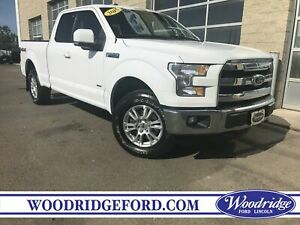 2015 Ford F-150 Lariat ***PRICE REDUCED*** NO ACCIDENTS, NAVI...