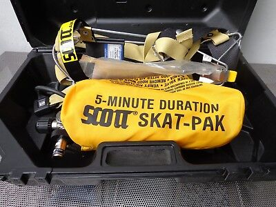 New Scott Air-pak 2.2 Wfilled Tank Tc-13f-181 Mask Not Included 803572
