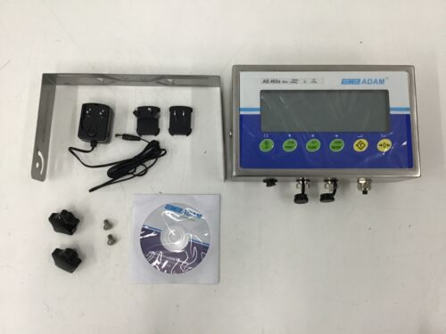 ADAM EQUIPMENT - AE 403a Indicator Scale Remote Display, LCD Display Type