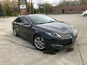 2013 Lincoln MKZ 2.0