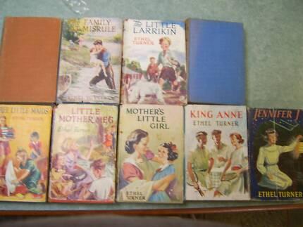 Seven little Australians- book series