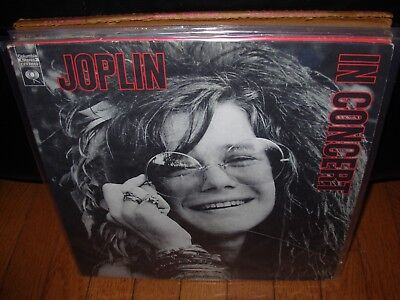 Usado, JANIS JOPLIN in concert ( rock ) 2lp  comprar usado  Enviando para Brazil