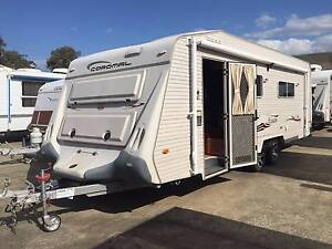OFFERS ! 2007 COROMAL PRINCETON 701 FULL ENSUITE SHOWER TOILET Clontarf Redcliffe Area Preview