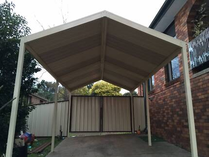 Customize Awning and fencing