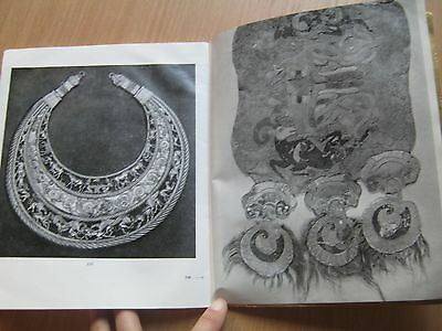 Gold Scythians Scyth archaeology Iran metal ware jewelry book Bronze Age USSR