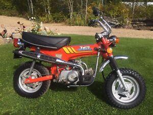 1977 Honda CT70 Trail 70