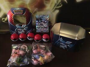 Boite surprise Pokemon Glaceon GX