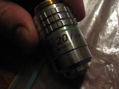 Nikon Plan 200.50 1600.17 Microscope Objective Leitz Zeiss