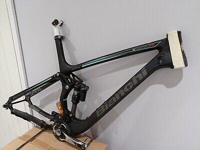 Bianchi Ethanol FS 27.5 Carbon Frame ONLY Full Suspension Bike XL