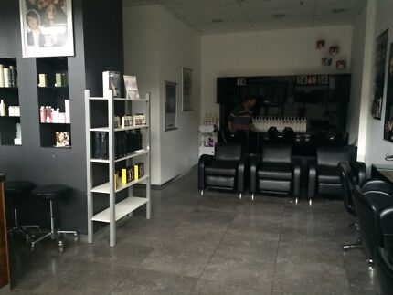 Upmarket busy salon located outside a woolworths complex Rutherford Maitland Area Preview