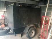 Builders Box Trailer Wandal Rockhampton City Preview