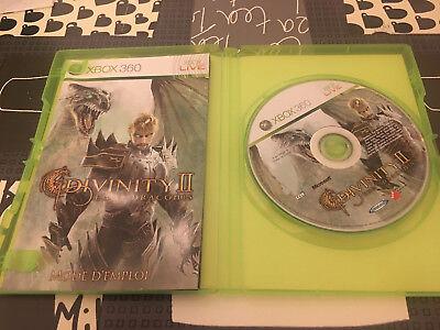 Jeu vidéo Divinity II XBOX360