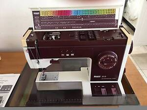 PFAFF 1229 IDT Automatik Syncrotronic Sewing Machine Eastwood Ryde Area Preview