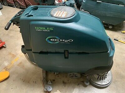 Used Nobles Speed Scrub Ss5 28 Disk Floor Scrubber