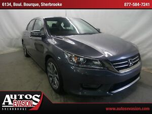 2013 Honda Accord Sport + SHIFT PADDLE + BLUETOOTH + CAMÉRA RECU