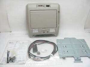 NEW GM Overhead DVD Player Docking Station Install Kit (OPAL GRAY) 19172765