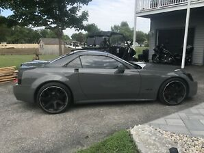 Cadillac XLR   TRADE TRADE  for older rod and sports car